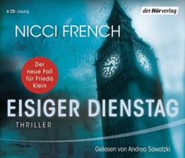 Eisiger Dienstag: Thriller (Psychologin Frieda Klein als Ermittlerin, Band 2) -