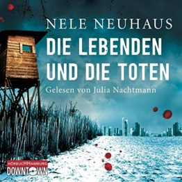Die Lebenden und die Toten: 8 CDs (Ein Bodenstein-Kirchhoff-Krimi, Band 7) -