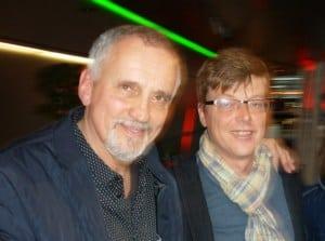 Jussi und Uwe