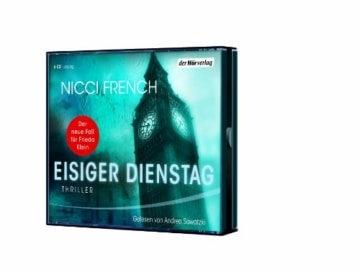 Eisiger Dienstag: Thriller (Psychologin Frieda Klein als Ermittlerin, Band 2) -