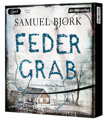 Federgrab: Thriller (Ein Fall für Kommissar Munch, Band 2) -
