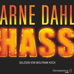 Hass: 8 CDs (Opcop-Gruppe, Band 4) -