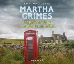 Inspektor Jury und die Frau in Rot (6 Audio-CDs) -