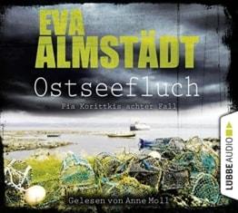 Ostseefluch: Pia Korittkis achter Fall. Kriminalroman. (Kommissarin Pia Korittki, Band 8) -