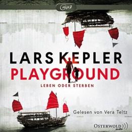 Playground - Leben oder Sterben: 2 CDs -