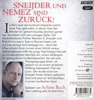 Todesmärchen: Thriller (Maarten S. Sneijder und Sabine Nemez, Band 3) -