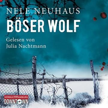 Böser Wolf: 6 CDs (Ein Bodenstein-Kirchhoff-Krimi, Band 6) -