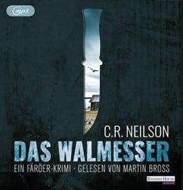 Das Walmesser: Ein Färöer-Krimi -