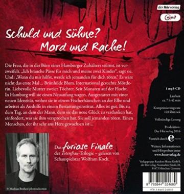 Totenrausch: Thriller (Die Totenfrau-Trilogie, Band 3) -
