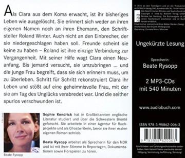 Das Gesicht meines Mörders (ungekürzte Lesung auf 2 MP3-CDs) -