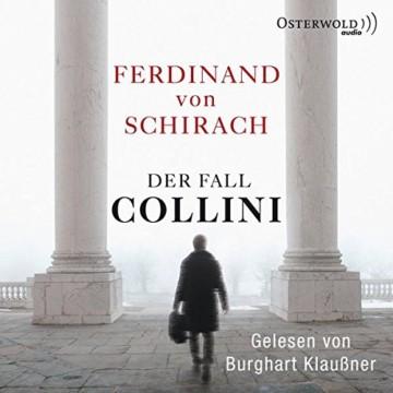 Der Fall Collini: 3 CDs -