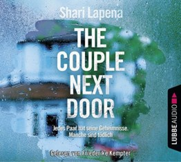 The Couple Next Door: Thriller. -