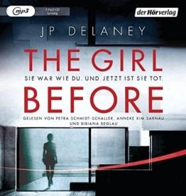 The Girl Before - Sie war wie du. Und jetzt ist sie tot. -