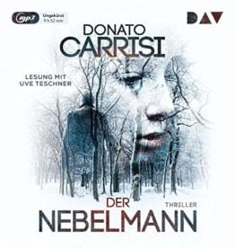 Der Nebelmann: Ungekürzte Lesung (1 mp3-CD) -