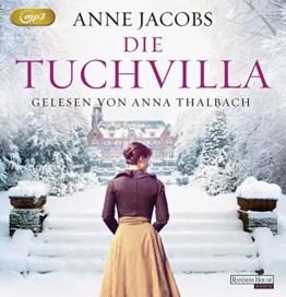 Die Tuchvilla (Die Tuchvilla-Saga, Band 1) -