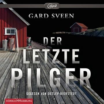 Der letzte Pilger: 2 CDs (Ein Fall für Tommy Bergmann, Band 1) -