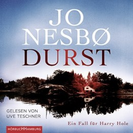Durst: 9 CDs (Ein Harry-Hole-Krimi, Band 11) -