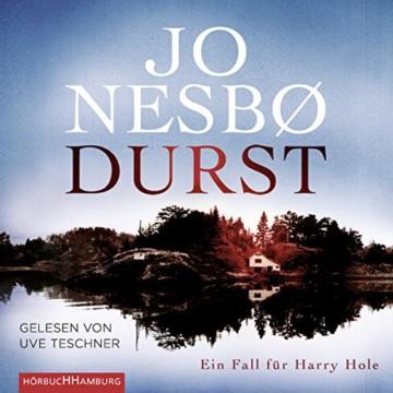 Durst: 9 CDs (Ein Harry-Hole-Krimi, Band 11) -
