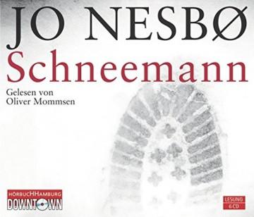 Schneemann: 6 CDs (Ein Harry-Hole-Krimi, Band 7) - 1