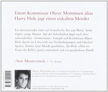 Schneemann: 6 CDs (Ein Harry-Hole-Krimi, Band 7) - 2