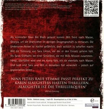 Schwarze Wut (Georgia-Serie, Band 5) - 2