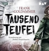 Tausend Teufel: Ungekürzte Lesung mit Heikko Deutschmann (1 mp3-CD) - 1