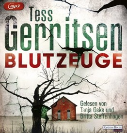 Blutzeuge (Rizzoli-&-Isles-Serie, Band 12) - 1