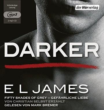 Darker - Fifty Shades of Grey. Gefährliche Liebe von Christian selbst erzählt: Band 2 (Fifty Shades of Grey aus Christians Sicht erzählt, Band 2) - 1