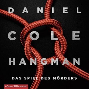 Hangman. Das Spiel des Mörders: 2 CDs (Ein New-Scotland-Yard-Thriller, Band 2) - 1