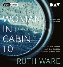 Woman in Cabin 10: Ungekürzte Lesung (1 mp3-CD) - 1