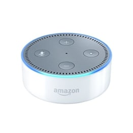 Amazon Echo Dot (2. Generation), Weiß - 1
