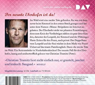 Kaiserschmarrndrama. Ein Provinzkrimi: Ungekürzte Lesung mit Christian Tramitz (6 CDs) - 2