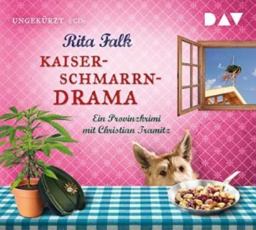 Kaiserschmarrndrama. Ein Provinzkrimi: Ungekürzte Lesung mit Christian Tramitz (6 CDs) - 1