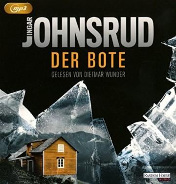 Der Bote (Fredrik Beier, Band 2) - 1