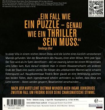 Der Bote (Fredrik Beier, Band 2) - 2