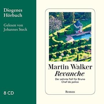 Revanche: Der zehnte Fall für Bruno, Chef de police (Diogenes Hörbuch) - 1