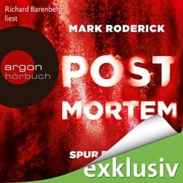 Spur der Angst (Post Mortem 4) - 1