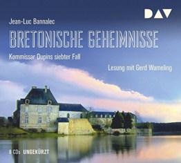 Bretonische Geheimnisse. Kommissar Dupins siebter Fall: Ungekürzte Lesung mit Gerd Wameling (9 CDs) - 1