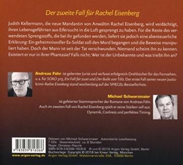 Eifersucht: Ein neuer Fall für Rachel Eisenberg - 2