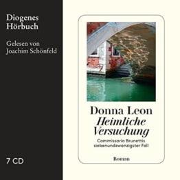 Heimliche Versuchung: Commissario Brunettis siebenundzwanzigster Fall (Diogenes Hörbuch) - 1