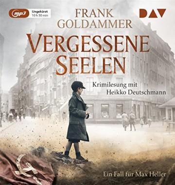 Vergessene Seelen. Ein Fall für Max Heller: Ungekürzte Lesung (1 mp3-CD) - 1