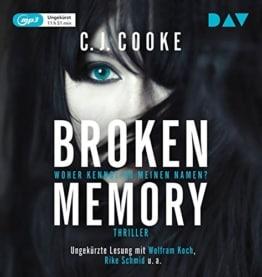 Broken Memory: Ungekürzte Lesung (1 mp3-CD) - 1