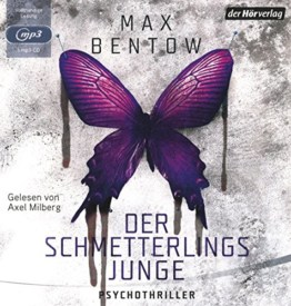Der Schmetterlingsjunge: Psychothriller (Ein Fall für Nils Trojan, Band 7) - 1