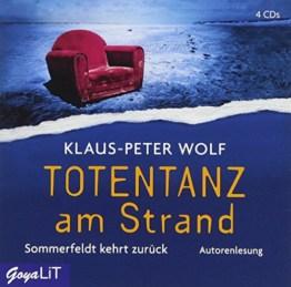 Totentanz am Strand: Sommerfeldt kehrt zurück (Ostfriesenkrimi) - 1