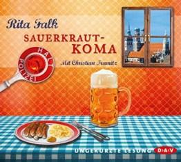 Sauerkrautkoma (Ungekürzte Lesung, 6 CDs) - 1