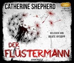 Der Flüstermann (Ein Fall für Laura Kern, ungekürzte Lesung auf 1 MP3-CD) - 1