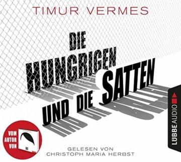 Die Hungrigen und die Satten: Roman. - 1