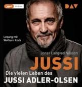 Jussi. Die vielen Leben des Jussi Adler-Olsen: Lesung mit Wolfram Koch (1 mp3-CD) - 1