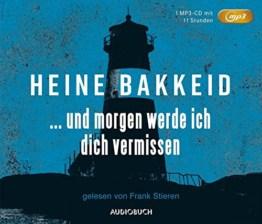 ... und morgen werde ich dich vermissen (MP3-CD): übersetzt von Ursel Allenstein - 1