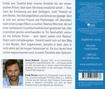 ... und morgen werde ich dich vermissen (MP3-CD): übersetzt von Ursel Allenstein - 2